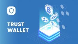 مراحل ایجاد کیف پول ارزی در برنامه تراست والت